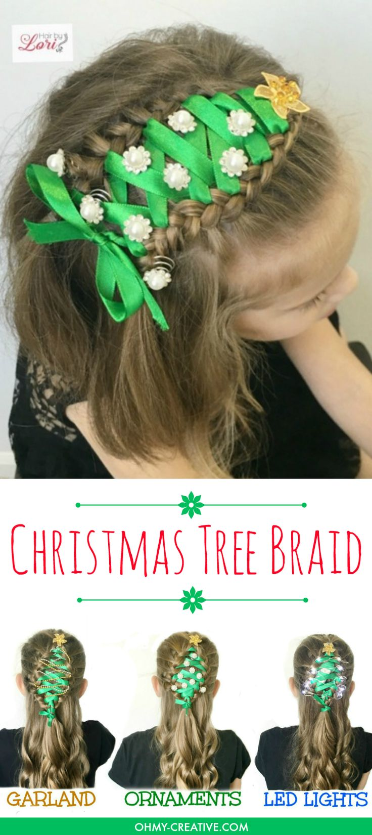 Hair stylist christmas ornaments - 50 Ugly Christmas Sweater Party Ideas