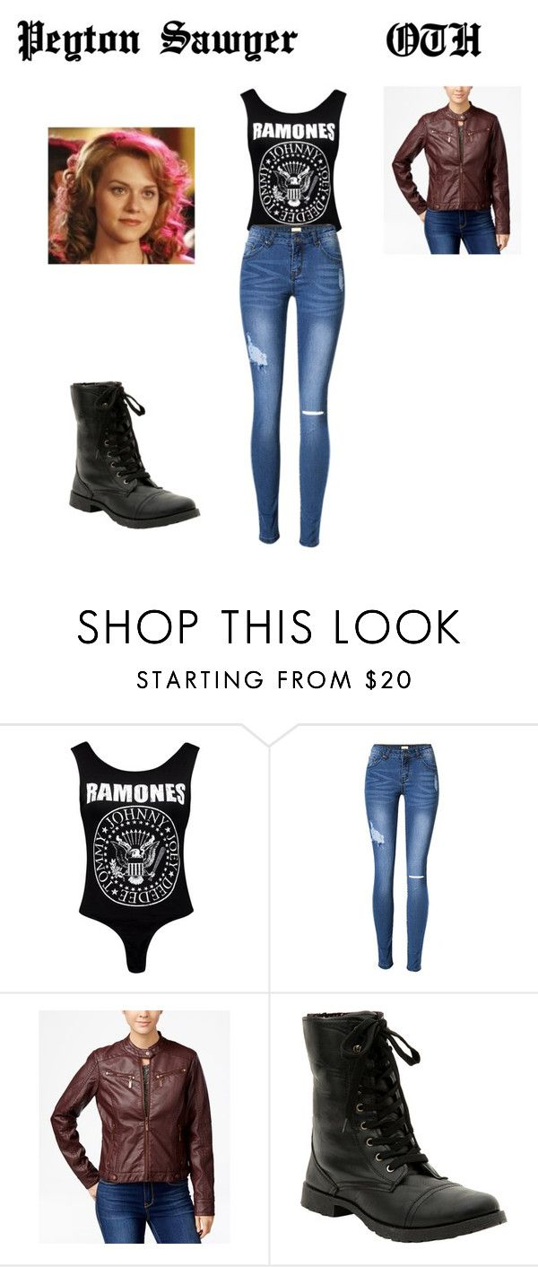 """Peyton Sawyer OTH"" by mahalatreish on Polyvore featuring Boohoo, JouJou, Burton and onetreehillcs101"