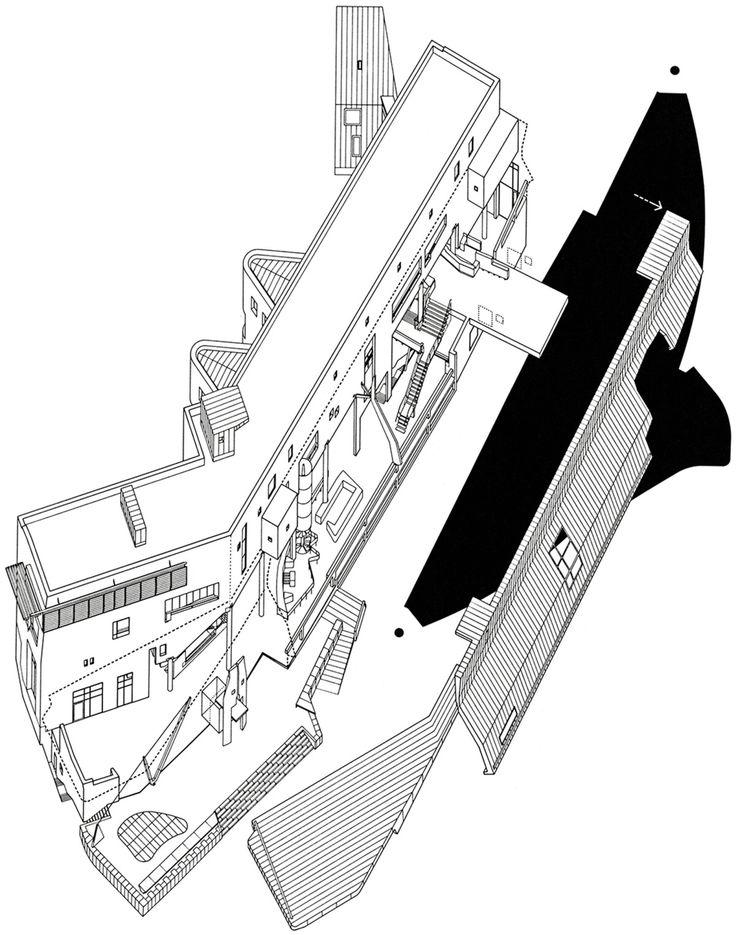 95 mejores im genes de ax plan oblique en pinterest for Arquitectura 5 de mayo plan de estudios
