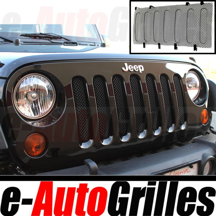 Details about 07-17 Jeep JK Unlimited Black Screen ...
