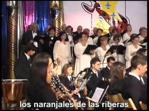 Himno de la Comunidad Valenciana en Castellano