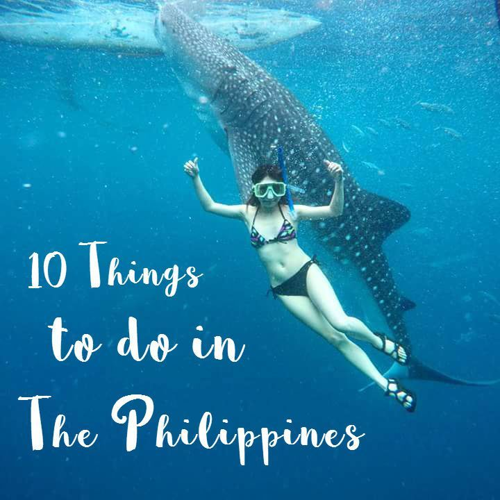 10 Things To Do In The Philippines - Monday Projects
