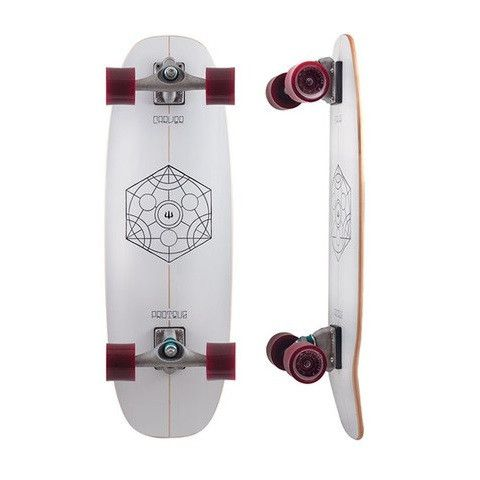 Carver Proteus-Awesome the kick gives you the pop you need for ollies, pivots and bonelesses.