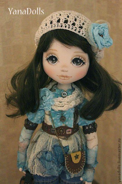 Коллекционные куклы ручной работы. Ярмарка Мастеров - ручная работа Элла. Handmade.