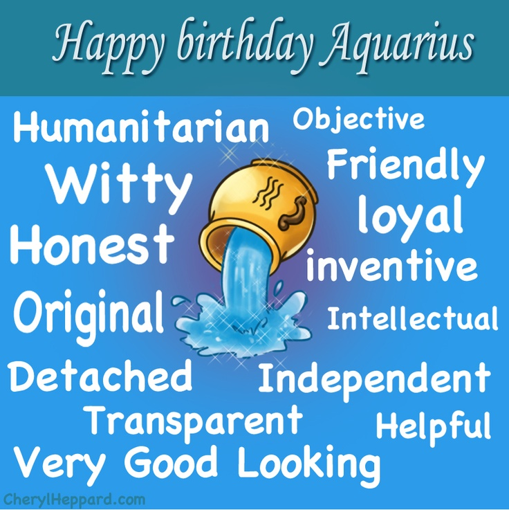 Top 7 Ideas About ♒ Aquarius ♒ On Pinterest