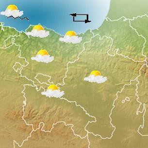 El tiempo en Euskadi, Bizkaia, Gipuzkoa y Álava | Eguraldia | EiTB