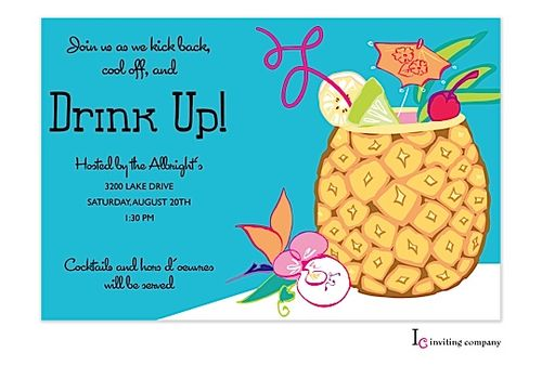 Invitation Cocktail Party with best invitation ideas