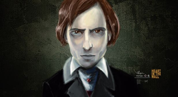 New Polish animation about Frederic Chopin. The big composer will will travel in time and fall in love with girl from XXIth century! http://bit.ly/1MZKAl9