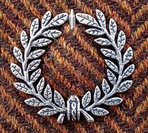 SCA Laurel Pin