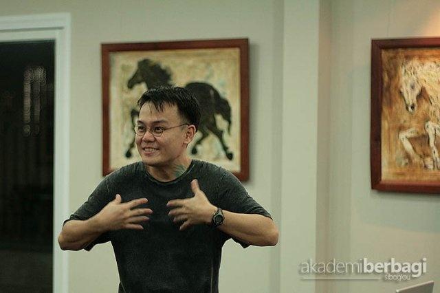 Guru Glenn Marsalim at Akber Jakarta