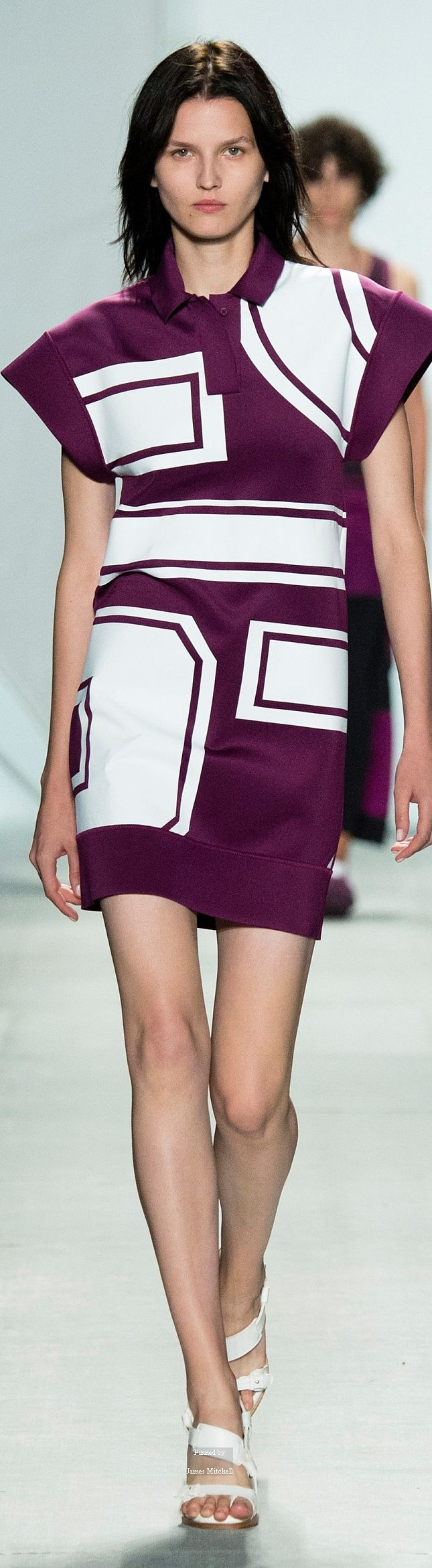 Lacoste Spring Summer 2015 Ready-To-Wear collection