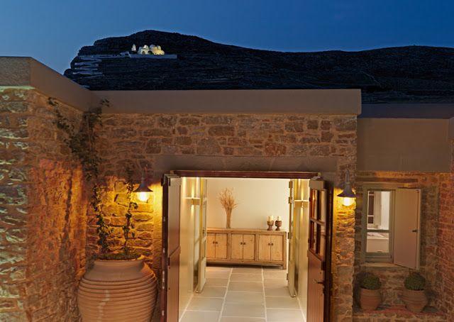 Themonies Luxury Suites, Folegandros island, Greece