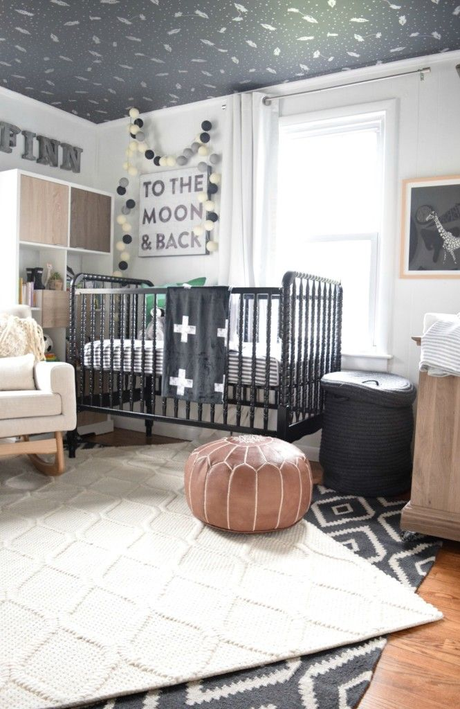 Our Baby Boys Nursery Reveal - Nesting With Grace