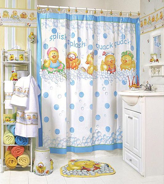 Kids Bathroom Decorating For Home Interiors Design Pictures Ideas Catalog And Tips
