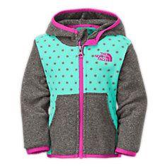 Infant Perrito Jacket ($70)  Colors: Mint Blue or Azalea Pink  Size 6-12 months
