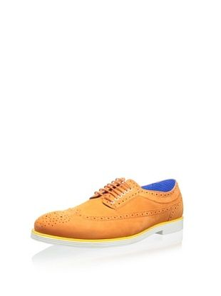 49% OFF Swear Men's Logan 3 Oxford (Orange)