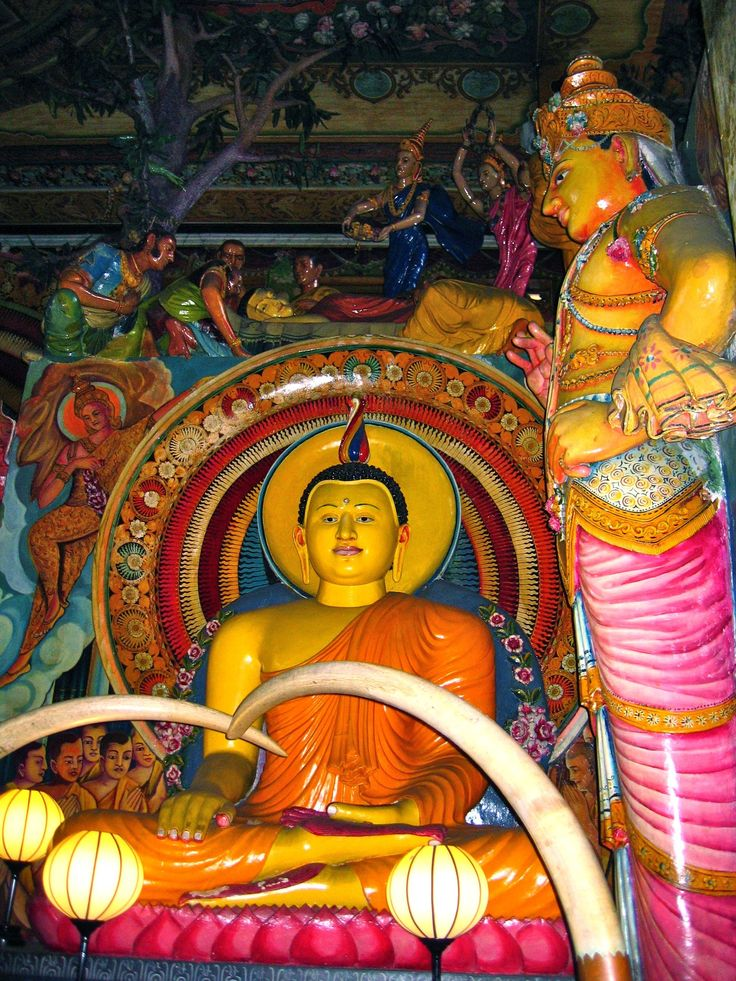 Buddhist art, Sri Lanka