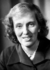 Dorothy Hodgkin 1910-1994 received the Nobel prize for chemistry for her work on the structure of penicillin & insulin which helped revolutionise health care & radically improved patient survival rates. She also devoted a large section of her life to the peace movement and promoted nuclear disarmament.