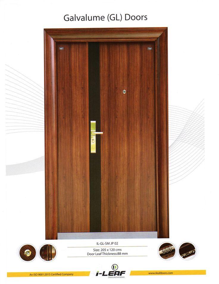 Pin By Ileaf Vizag On Doors Safe Room Doors Steel Doors Safe Room