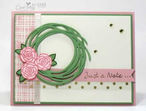 Thirteen Stampin' Up! Projects by Amy's Inkin' Krew Featured Stampers