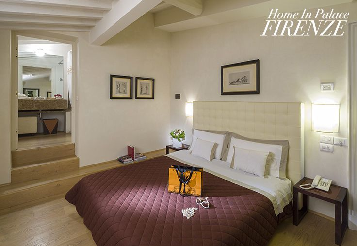 Botticelli #suite @Home in Palace #Florence #Italy