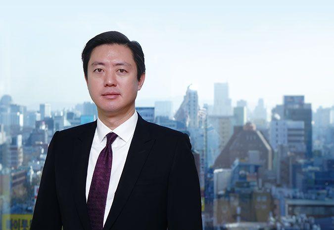 김승종 콘페리 인터내셔널 한국지사장