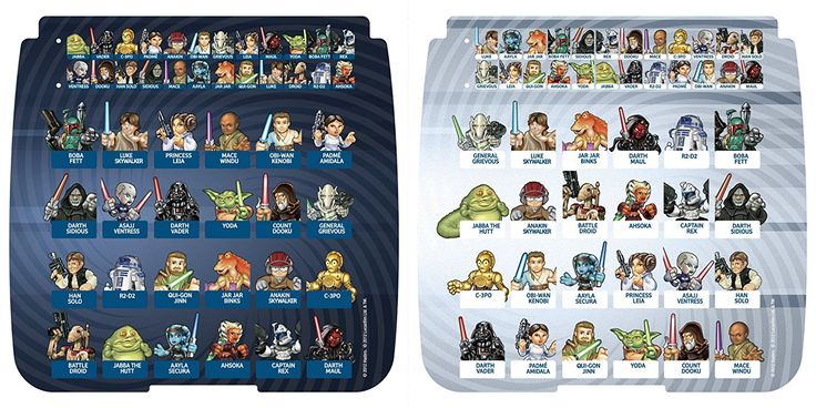 Hasbro Guess Who Character Sheets Printable Images & Pictures - Becuo