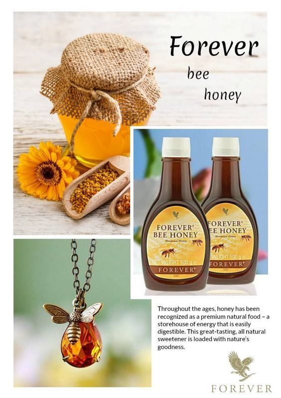 Forever Bee Honey® A great-tasting, all natural sweetener loaded with nature's goodness. This great-tasting, all natural sweetener is loaded with nature's goodness. http://360000339313.fbo.foreverliving.com/page/products/all-products/8-bee-products/207/usa/en Need help? http://istenhozott.flp.com/contact.jsf?language=en Buy it http://istenhozott.flp.com/shop.jsf?language=en