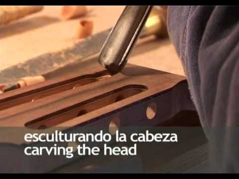 Stephen Hill - The Guitarmaker- part 1