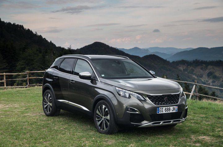 Peugeot introduce soporte para Android Auto en su SUV Peugeot 3008