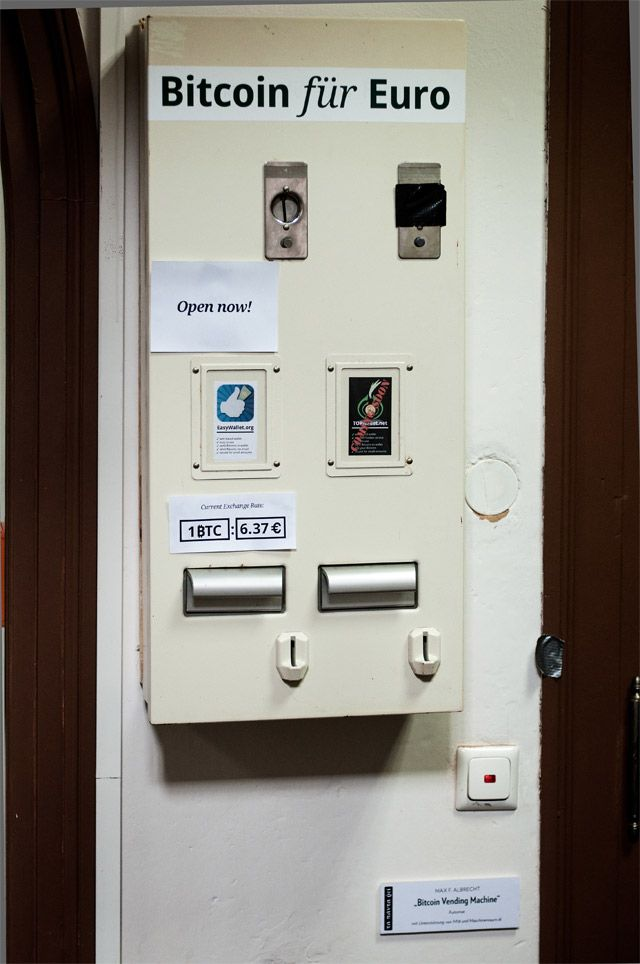 Bitcoin vending machine: Vending Machines, Interesting Vending, Bitcoin Robots, Bitcoin Foto, Bitcoin News, Bitcoin Vending