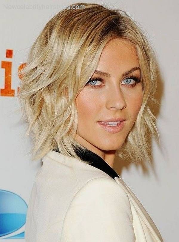 Cute haircuts for heart shaped faces 2015 2016 New Celebrity Hairstyles
