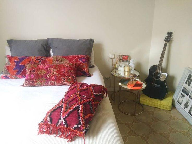 #talsint #berbercushion #berberecoussin #cojinbereber #moroccanart #tapisberbere #berbercarpet #berberrug #handmade #decoration #decor #interiordesign