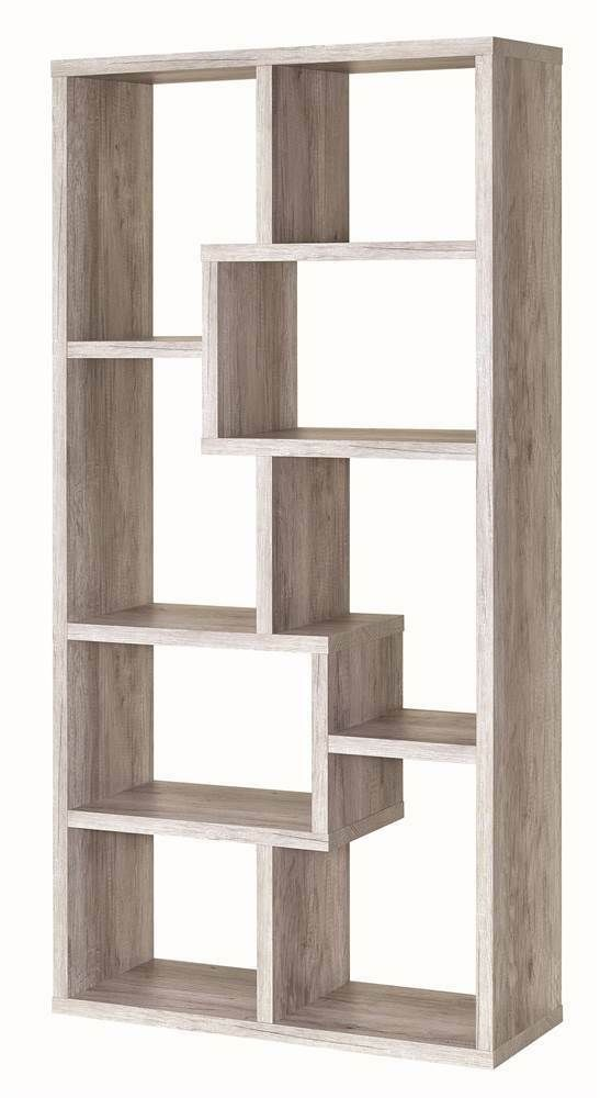 8 shelf staggered bookcase id 3755814 affilink bookcase rh pinterest com