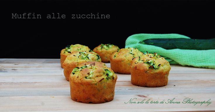 Muffin+salati+con+zucchine+e+formaggio