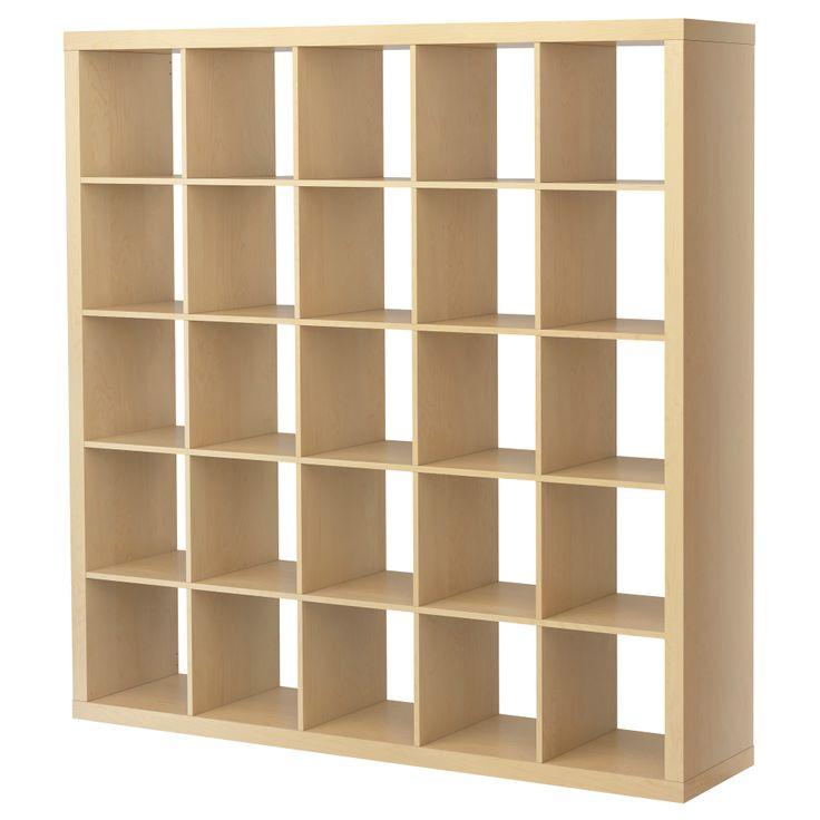EXPEDIT Open Kast - Berkenpatroon - IKEA