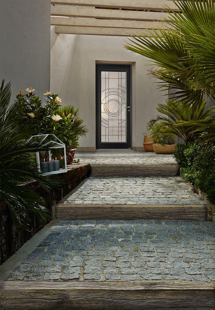les 91 meilleures images du tableau porte d 39 entr e aluminium ambiance sur pinterest porte. Black Bedroom Furniture Sets. Home Design Ideas