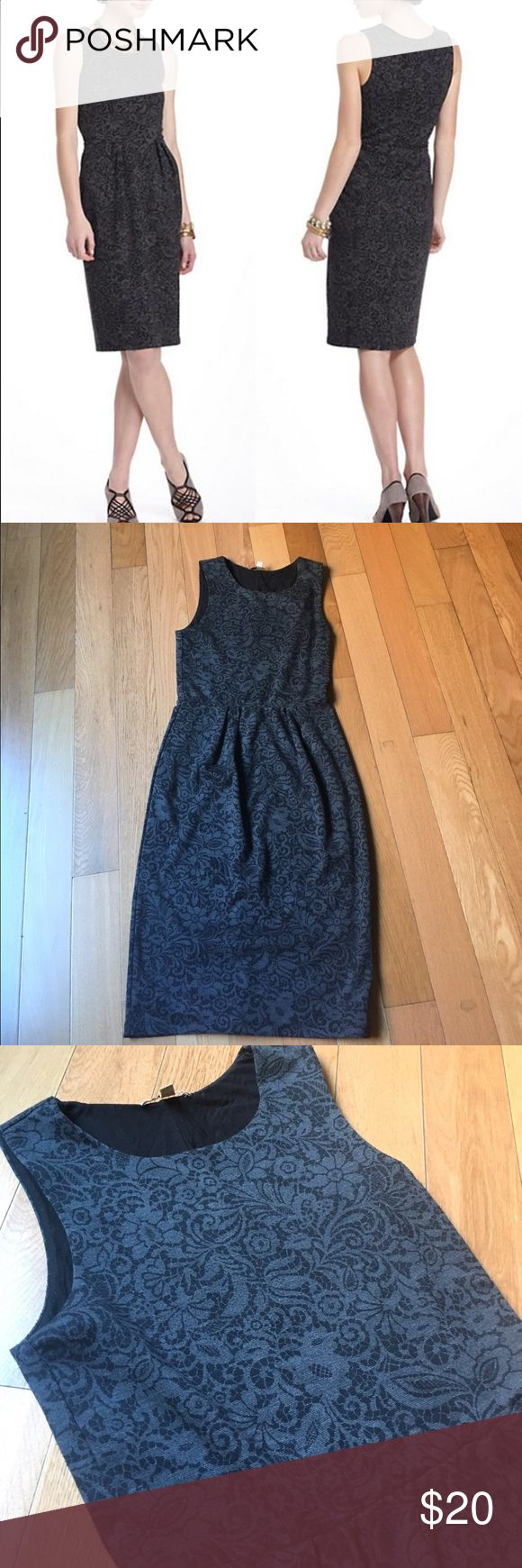 ✨SALE Anthropologie Engagements Dress by Bordeaux Good used condition, very light pilling on the back, not noticeable but I tried to take a picture Anthropologie Dresses