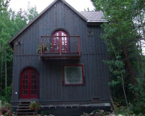 Cabin Interior Paint Colors: Exterior Color Schemes