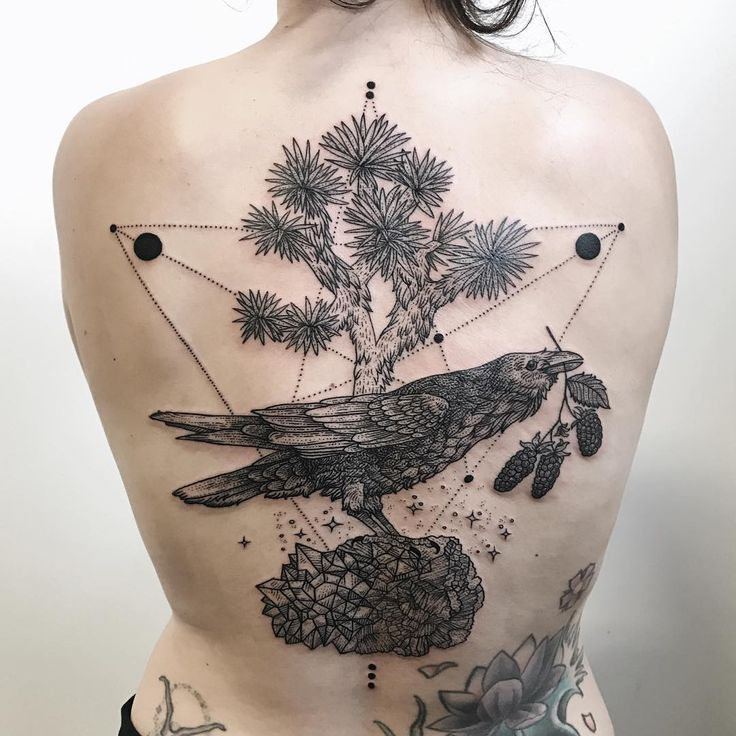 1000+ Ideas About Tree Tattoo Back On Pinterest