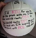 Cute Volleyball Poster Ideas - Bing Images