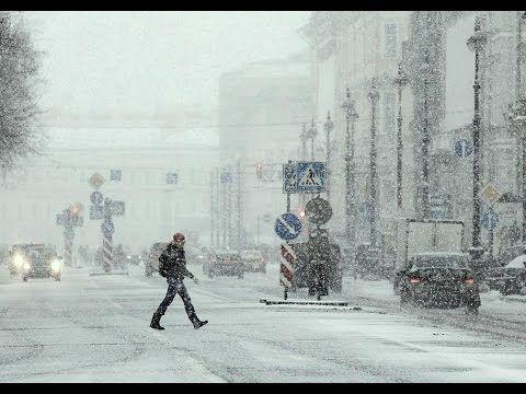 """""""Мой милый, Ленинград"""" - Очарование зимнего дня, города не Неве, 1986 го..."""