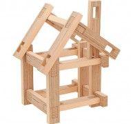 Wood-Building Blocks for aspiring Architects