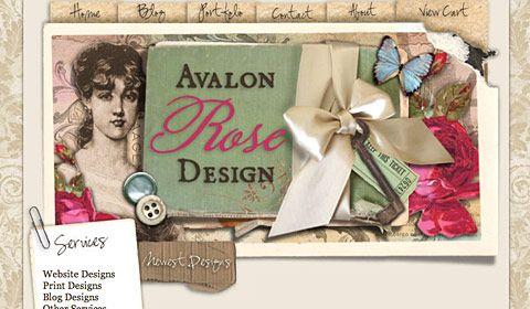 Vintage Web Design