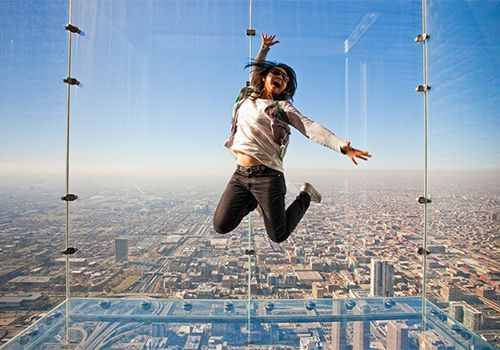 Buy tickets online to the Skydeck Chicago at Willis Tower in Chicago, IL and find great deals at Reserve Chicago.