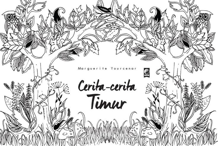 Cerita-cerita Timur by Marguerite Yourcenar. Published on 7 December 2015.