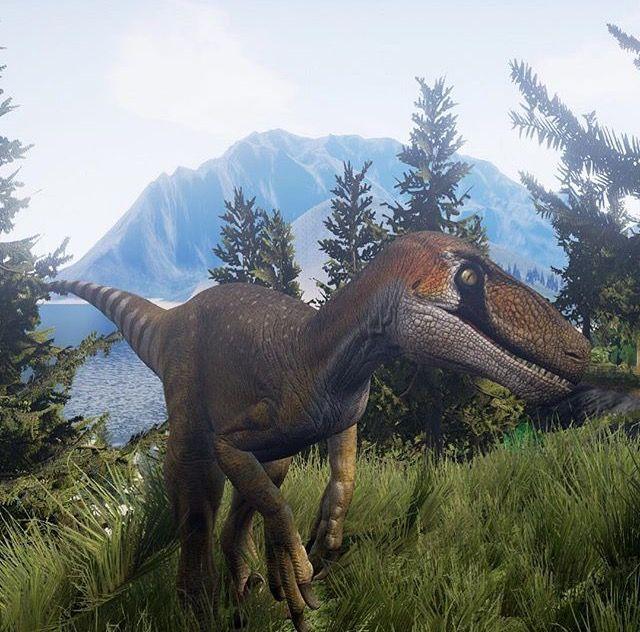 Utah Raptor- The Isle