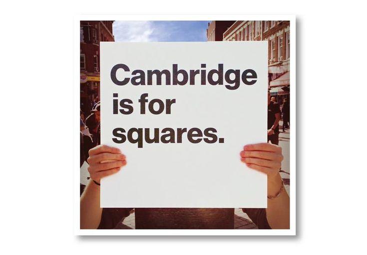 cambridge tourism - visual dialogue // creative agency // branding, websites, marketing communications // boston, ma