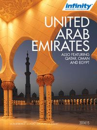 Another one of our brochures has been sent off to the printers. United Arab Emirates is due to hit the shelves on 21 October, but you don't have to wait until then ... you can see it online.