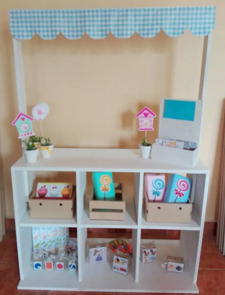Mini Mercado Tienda Didactica Para Niños - $ 2.500,00